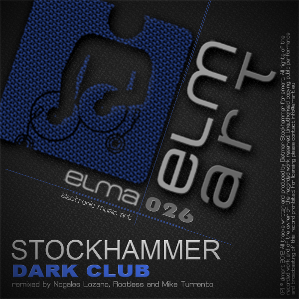 ELMA026 Cover Stockhammer - Dark Club