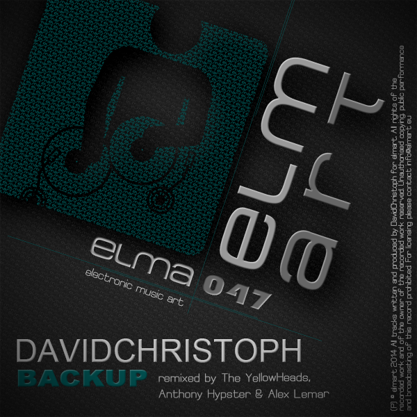 ELMA047 Cover DavidChristoph - Backup