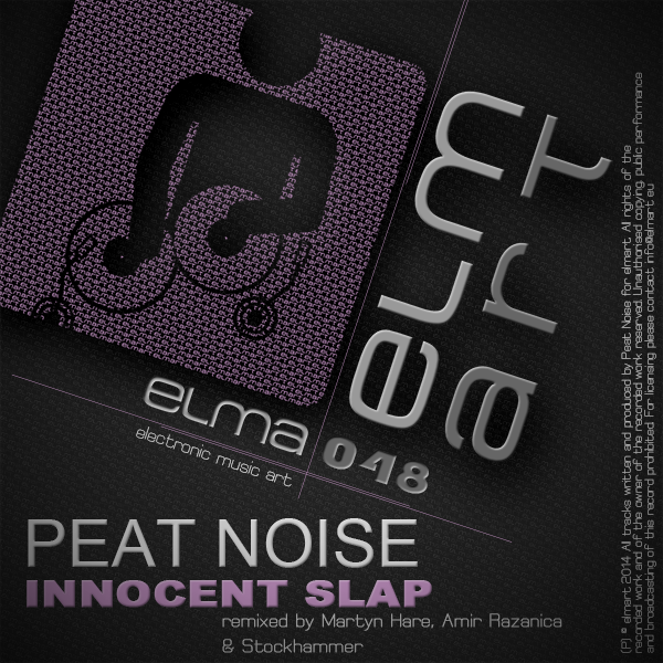 ELMA048 Cover Peat Noise - Innocent Slap