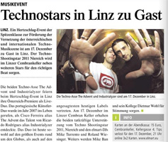 Hertzschlag 2011 Tips News